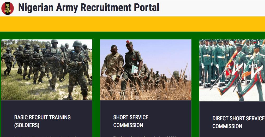 FAQ about Nigerian Army Recruitment