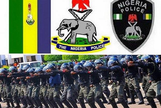 rank in Nigeria police