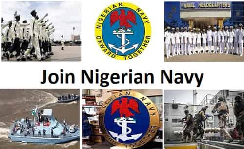 Nigerian Navy Recruitment Requirements 2020/2021