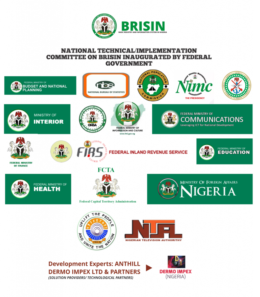 BRISIN recruitment portal