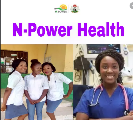 Npower health registration portal