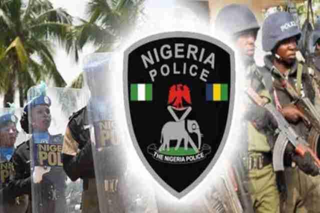 Nigeria Police recruitment portal