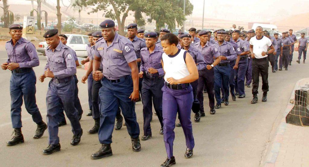 Nigerian Navy DSSC Screening Date
