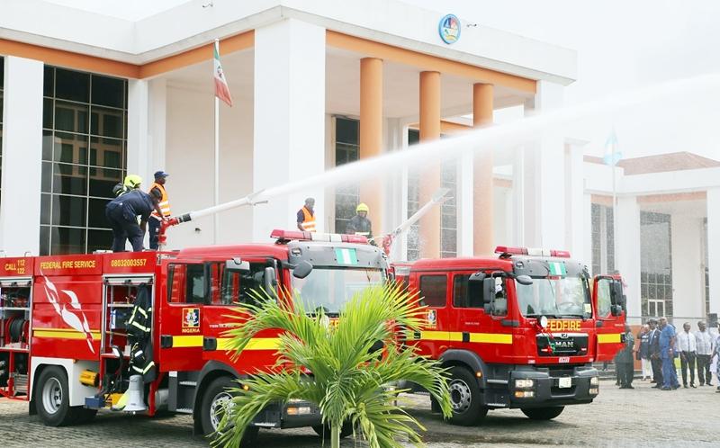Federal Fire Service Examination Venues