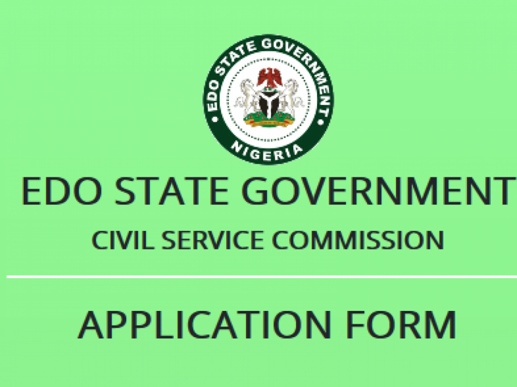 Edo State Civil Service Commission Recruitment