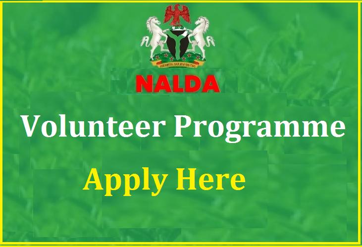 NALDA Recruitment