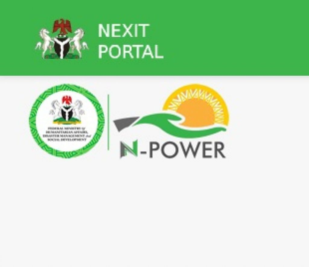 NEXIT Registration Portal