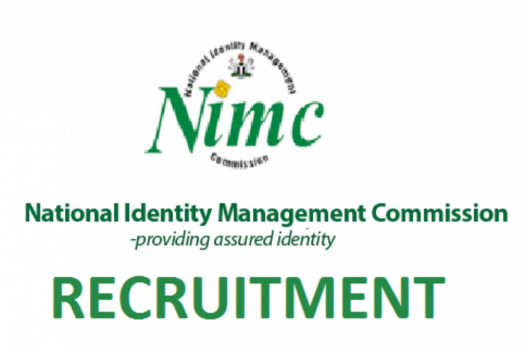 NIMC Recruitment
