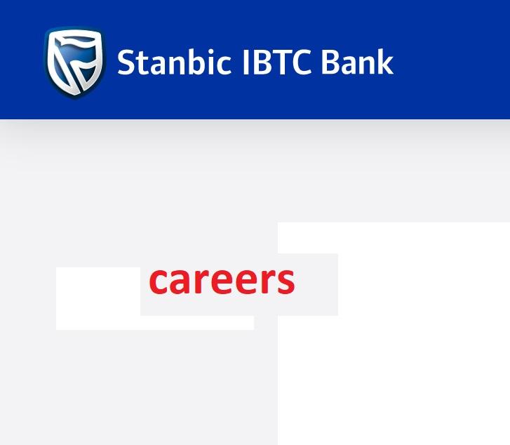 Stanbic IBTC Bank Recruitment
